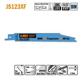Brzeszczot do pił szablastych JS123XF