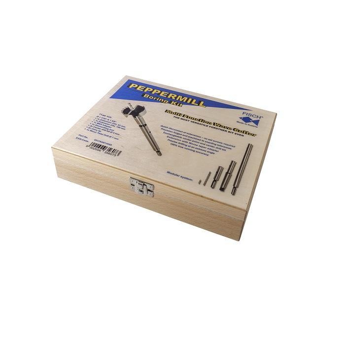 Zestaw wierteł Wave Cutter Multifunction D=15-20-25-30-35-40-45-50
