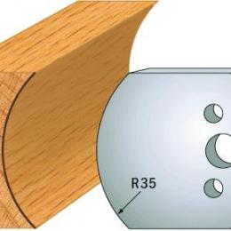 Nóż i ogranicznik 690.545